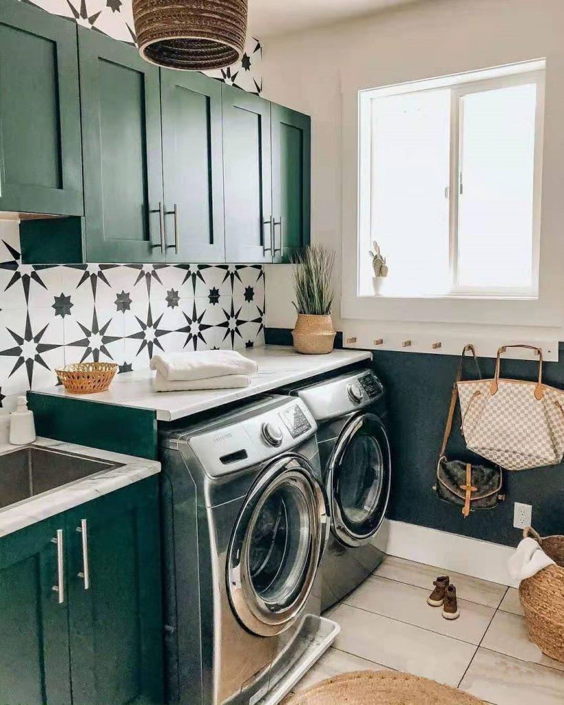 Modern and Stylish Laundry Room Design Ideas   Glorifiv